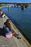 Week end by the river by Nile-Paparazzi
