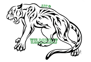 Tattoo Designs Panther