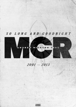 MCR 2001-2013 'So Long and Goodnight' // Negative by AndrewNickson