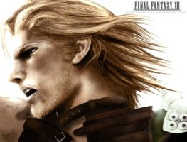 Basch - Final Fantasy XII by dr3am-arts