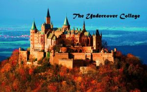 The Undercover College by queenoaty96