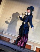 Ciel Phantomhive 9 by Insane-Pencil