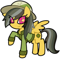 Daring Do by nekozneko