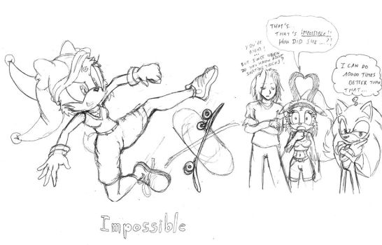 Impossible by RaianOnzika