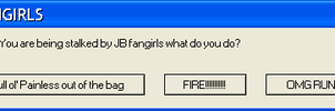 JB fangirl error by PurplePhoneixStar