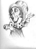 Mad is this Hatter by Such-A-Dreamer