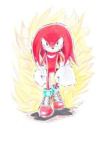 Knuckles by Keojo101