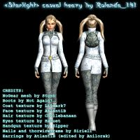 Starlight casual heavy mod by HailSatana
