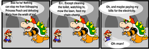 Bowser's Complain by karasz87