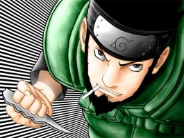 Asuma: Colored by v2-6