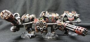 Flash Gitz close up by Solav