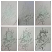 DEADPOOL WIP by NarutoUchiha666