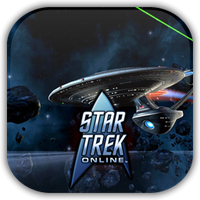 Star Trek Online Game Icon by Wolfangraul