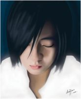 Portrait Painting by chuinhao10