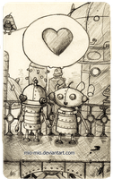Machinarium by mio-mio