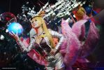 League of Legends - Popstar Ahri 01 by vaxzone