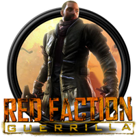 Red Faction Guerrilla icon by madrapper