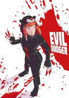 Evil dodger by wildcats25