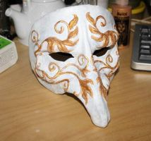 Homemade Nasone Mask pt.4 by Psychonautus