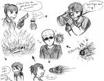 RE - RE5 ADVENTURES by shinolover55