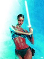 Jedi Knight by anderpeich