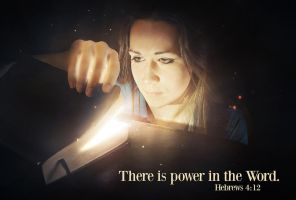 There is power in the Word by kevron2001