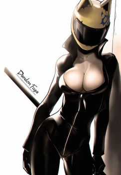 Celty by dandonfuga