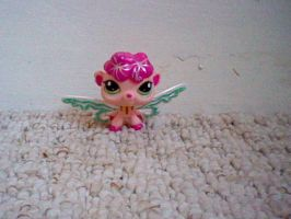 *RARE* LPS Cloud Sheep Fairy by ButchxButtercup1996