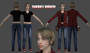 Sherry teen by XXMAUROXX