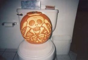 Potty Pumpkin by IvyEnglishStudios
