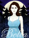 Bella Cullen by Todd-the-fox