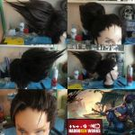 Yasuo Wig by Zell-Ecstasy