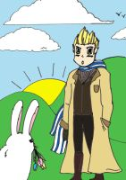 Hetalia: Axis Powers - Netherlands (Holland) by JMCV29