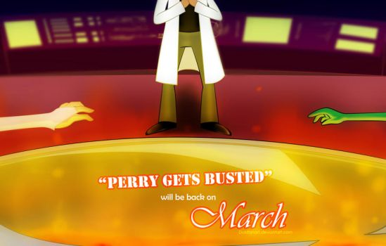 PnF:PgB fan-comic will be back on March by DokiFanArt