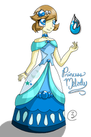 :Princess Melody: by Ppeacht
