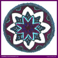 Petals Of Desire Mandala by Quaddles-Roost