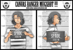 CR Collab: Mugshot by Cleife