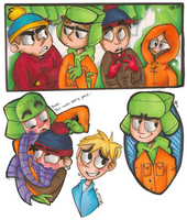 SOUTH PARK by loneyqua