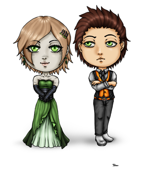 Formal Wear by LadyNoise