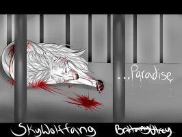 Caged from Paradise. by skywolffang
