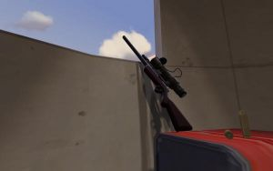 Sniper Rifle by Pythe