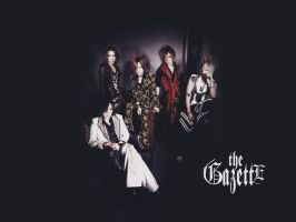 the GazettE by Sam-Chan-ALPHA
