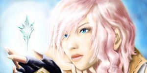 Final Fantasy XIII, Lightning's Light by Naeles