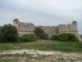 Fort of Mont Alban by Momotte2