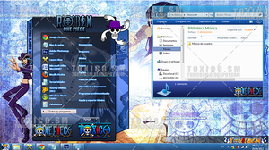 Theme Windows 7: ROBIN by ToxicoSM