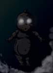 Possessed Doll by ozwalled