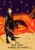 Dark Hero Anakin Skywalker by synomanga