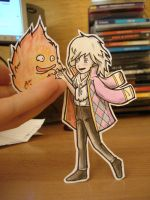 Howl - paper child by Annuhka