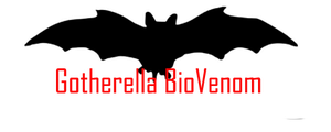 Bat Banner by BioVenomImagery