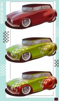 Sport car variations by spidermc